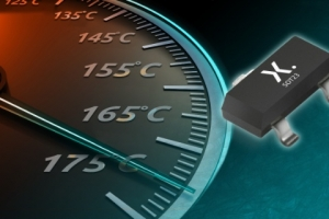 Nexperia first to market with 175°C diodes and transistors in SOT23 package