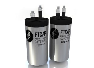 Energy Cap Series Film Capacitors from FTCAP for Mounting on Busbars
