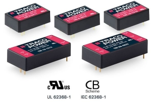 Traco Power announces TRI Series of High-Isolation 3-20W DC-DC Converters with 1000VACrms Working Voltage