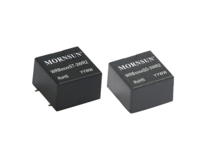 Ultra-compact Size Isolated Regulated 1-3W DC/DC Converter