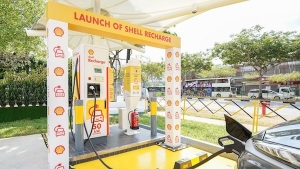 ABB to install EV charger network in Singapore petrol stations