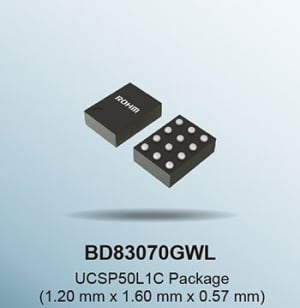 New Buck-Boost DC/DC Converter Achieves Breakthrough Power Savings