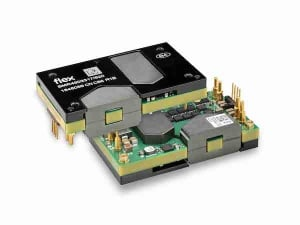 Flex Power Modules adds active current sharing to BMR490 DC-DC converter