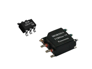Isolated Push-Pull DC-DC Converter Delivers 1W from SOT23-6