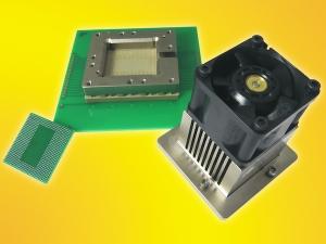 Ironwood Electronics Introduces Spring Pin Socket for Optical Engine CBT-LGA-5019