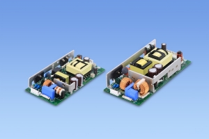 COSEL Announces Low Profile Open Frame OVC III Certified Power Supplies for Industrial Applications