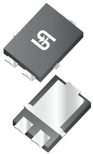 Taiwan Semiconductor Introduces 45V and 60V Trench Schottky Rectifiers in SMPc4.6U Package