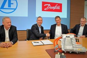 ZF and Danfoss Seal Strategic Partnership