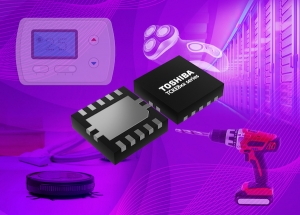 Toshiba Launches Compact Resettable eFuse IC Providing Safety for Low Voltage Applications