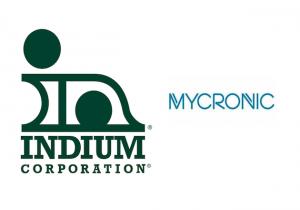 Indium Corporation Announces Strategic Partnership with Mycronic