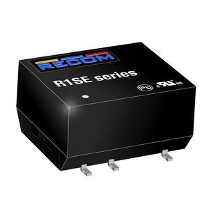 RECOM Introduces R1SE Series DC/DC Converters