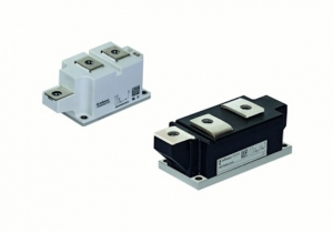 New 50 and 60 mm modules for Drives and UPS applications, Prime Block designed for highest performance