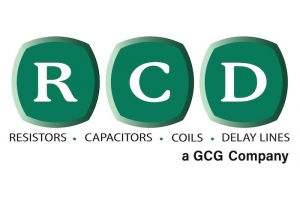 RCD's Resistors, Capacitors, Coils, and Delay Lines Augment GCG's Inductor Offerings