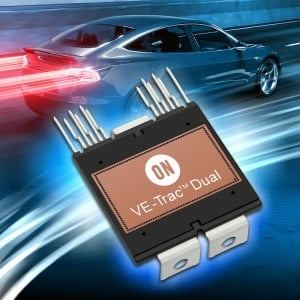 ON Semiconductor Announces New Family of Power Modules to Address the Growing Market and Applications for Automotive Traction Inverters