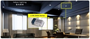 MEAN WELL Unveils the LCM-25KN, Completing the LED Driver Series