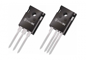 Ultra-low 7-mohm and 9-mohm RDS(on) SiC FETs for EV Inverters, Battery Chargers and Circuit Protection