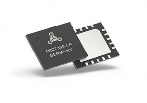 TRINAMIC Introduces Smart Drive IC for Battery Powered DC Motors