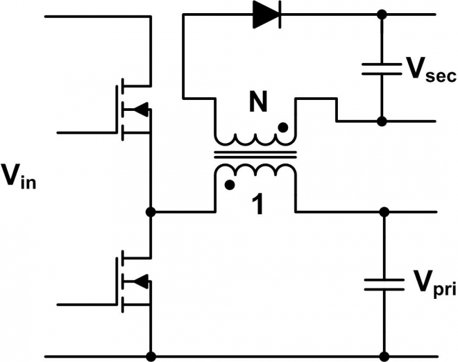 powering igbt drivers with ti u0026 39 s fly-buck converter