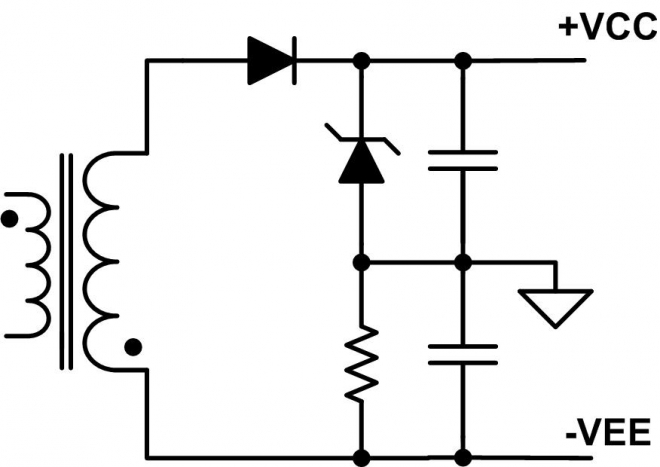 powering igbt drivers with ti u0026 39 s fly-buck converter