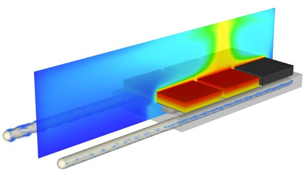 Heat Dissipation of Components