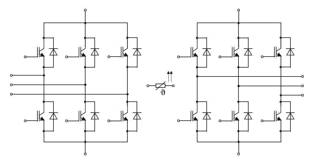 MiniSKiiP Twin 6-pack (ACC) topology
