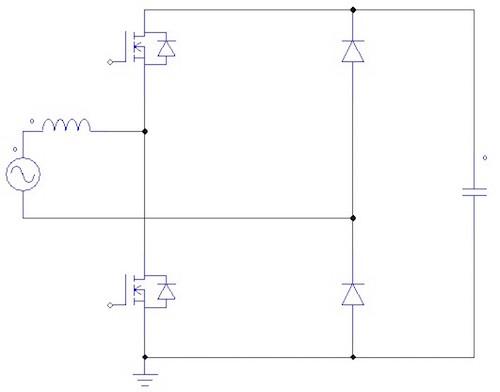 """Basic"" Totem Pole Circuit Implementation"