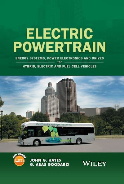 Electric Powertrain book cover