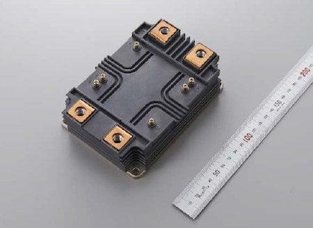 Prototype of 6.5kV Full-SiC Power Semiconductor Module