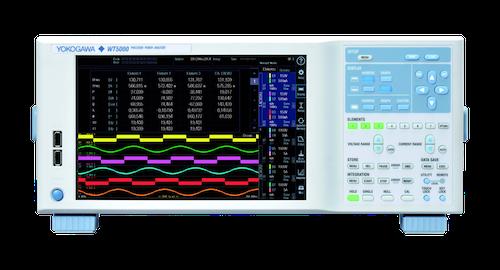 Yokogawa WT5000 precision power analyzer