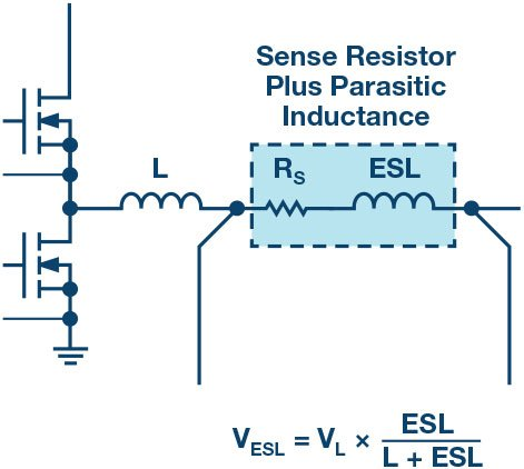 Figure 11: RSENSE ESL model.
