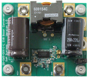 Evaluation Kits with EZDriveTM Circuits - Top