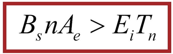 Figure 8: The Single Design Equation for Transformers