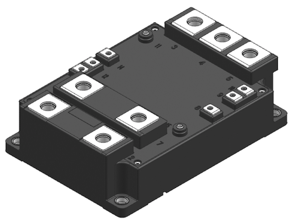 Figure 5: New industrial IGBT module