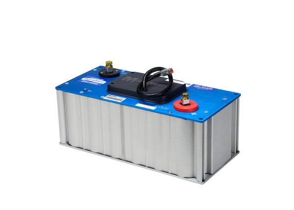 Figure 4: Ultra-capacitor module 48 V / 165 F