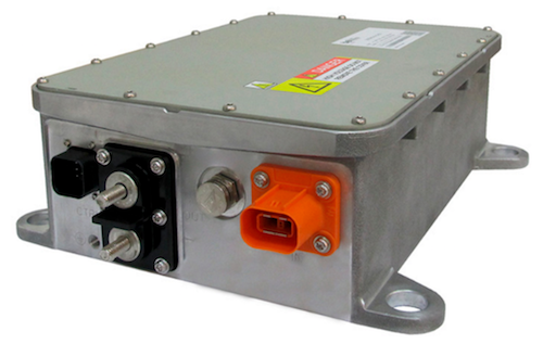 Figure 1: The Bel Power Solutions 350DNC40 is a 4 kW DC/DC Converter that creates DC voltages in hybrid and electric vehicles suitable to power low voltage accessories.
