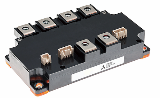 Figure 1: 2nd generation 1,200V Full-SiC module with RTC short-circuit protection