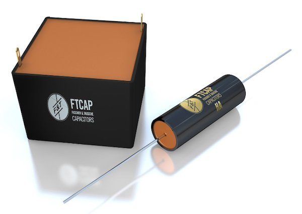 The product spectrum offered by FTCAP includes numerous versions of high-voltage capacitors with different housing forms and connection technology, including radial designs