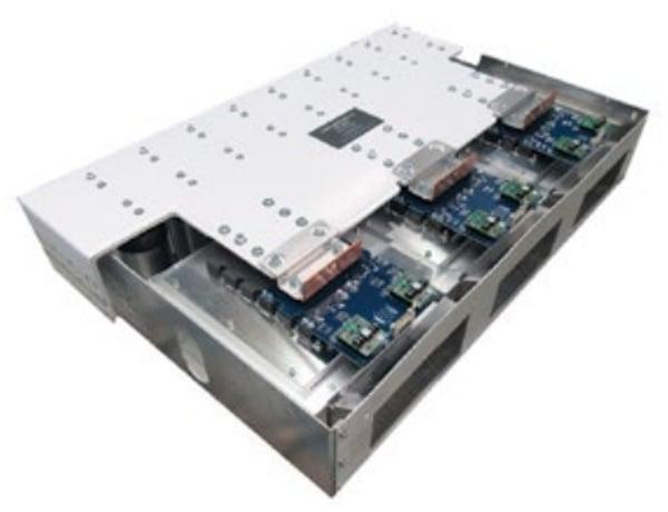Application Sample three-phase 750kW SEMITRANS®10 MLI stack