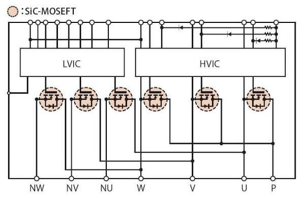 PSF15S92F6 circuit diagram