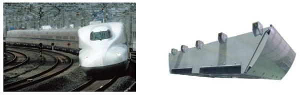 First All-SiC propulsion inverter in Shinkansen Bullet Train