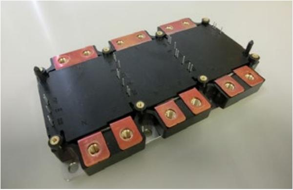 400A/1200V 6-in-1 Test sample