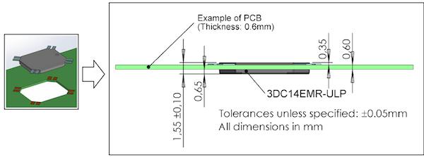 3DC14EMR-ULP