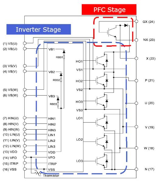 Internal circuit