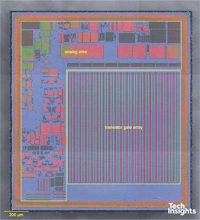 Figure 2: Navitas NV6H002 R00 High Side Die