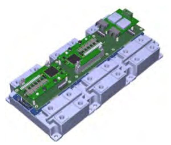 Modular Gate Drive Concept