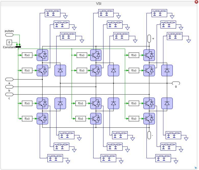 Upcoming 3-level inverter SEMIS thermal model