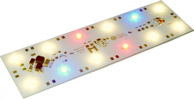 Customized LED module for sea life aquariums