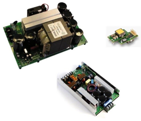 Modern Power Converter Size is Dominated by the Magnetic Components