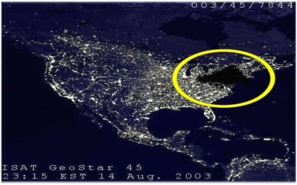 Northeast Blackout