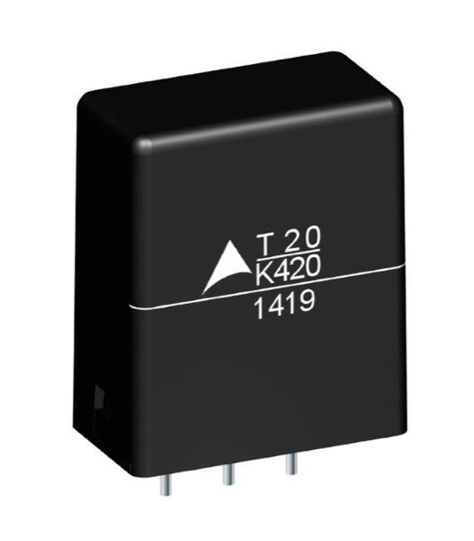 Varistors of the ThermoFuse series protect themselves against overheating. Moreover, the status of the component can be continuously monitored by means of a monitor output